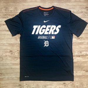 NIKE Tigers Dri Fit tee ⚾️